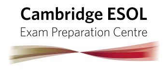 Cambridge ESOL exam preparation centre logo