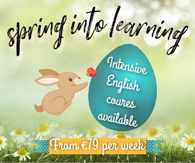 Seasonal discounts on English classes and courses in Dublin, Ireland